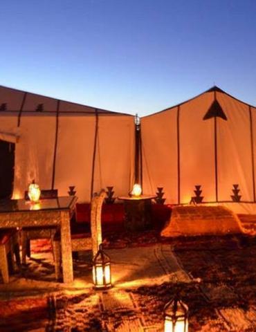 merzouga desert camp